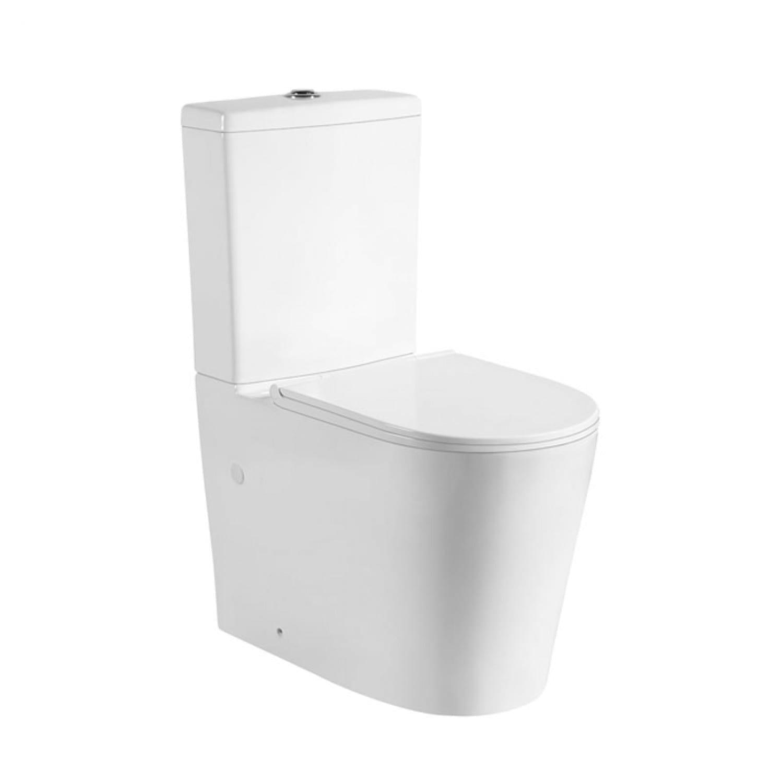 KDK-022 Toilet with Rimless Flushing