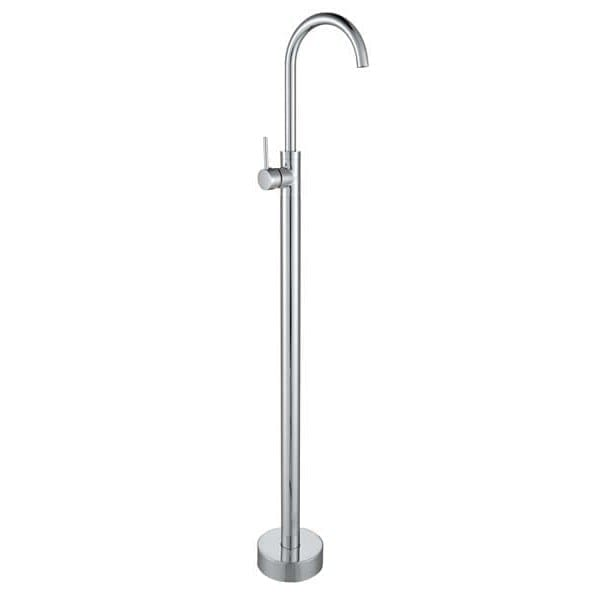 Round Freestanding Bath Mixer