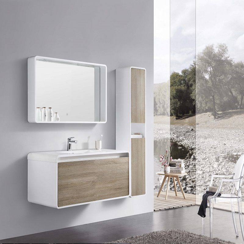 How to Pick the Vanity Size and Position in Your Bathroom 1