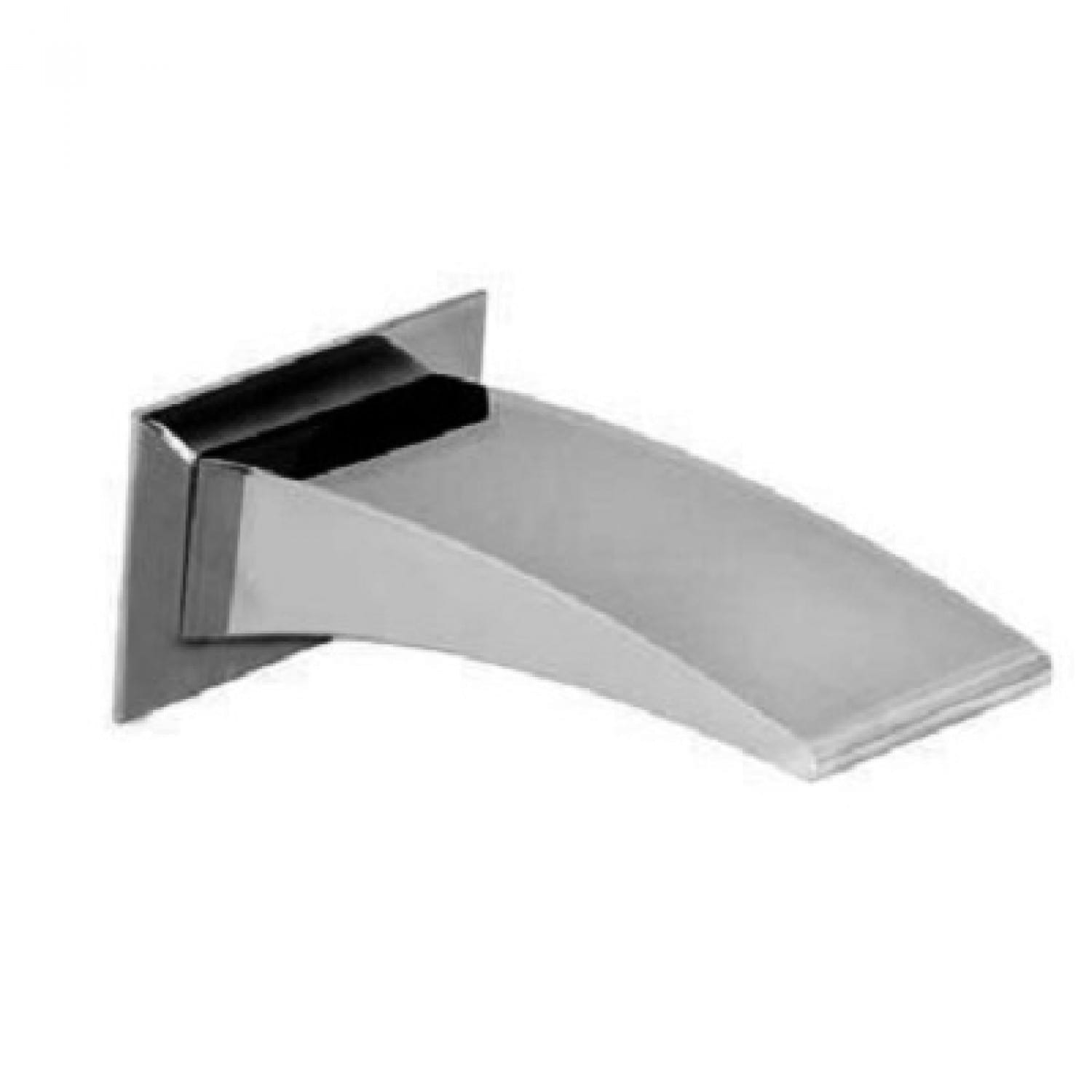 Waterfall Bath Spout-Curved Line