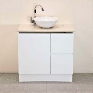 Stone Top with Basin