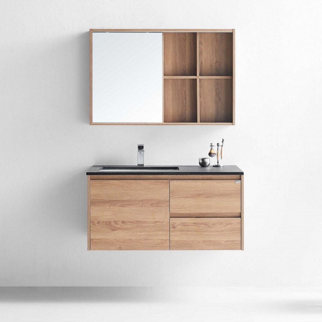 How to Pick the Vanity Size and Position in Your Bathroom 2