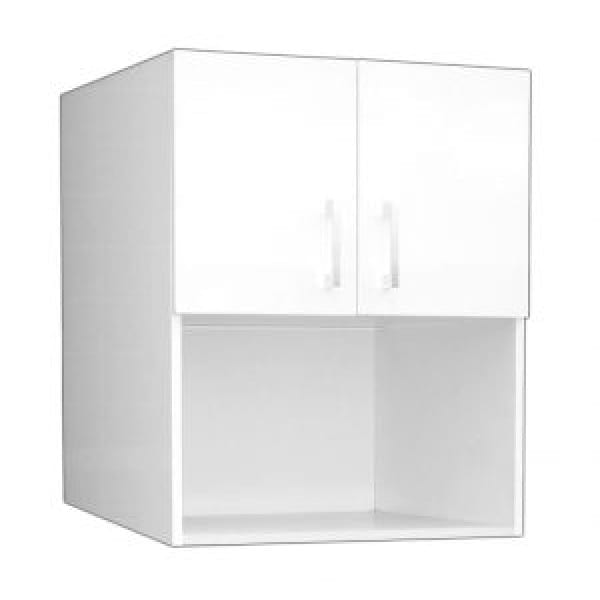 Wall Unit Microwave Hutch 1