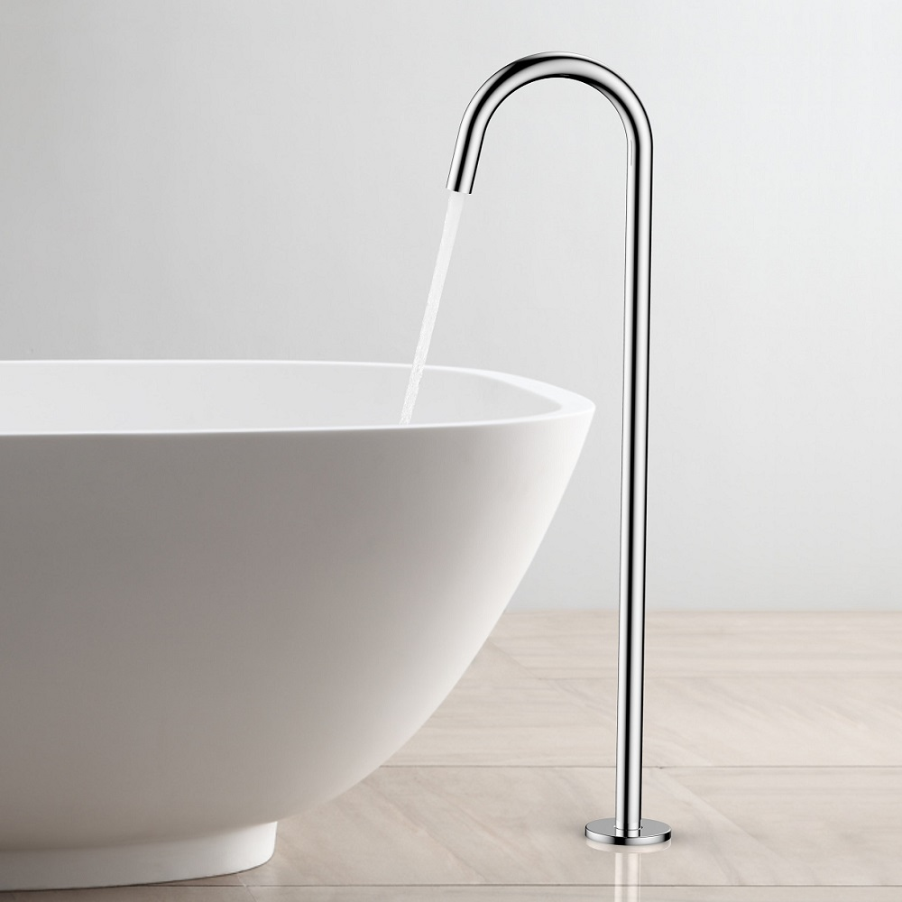 freestanding bath spout perth - tapware