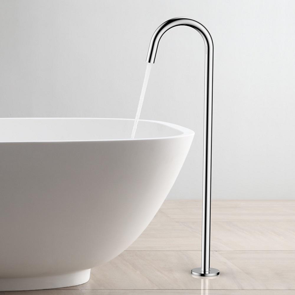 freestanding bath spout perth - tapware
