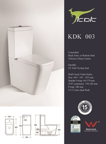 KDK-003 Toilet 1