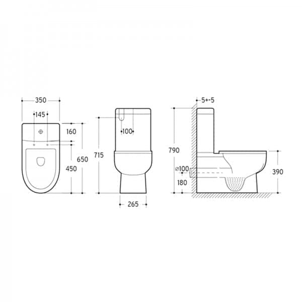 KDK 013 Toilet 3