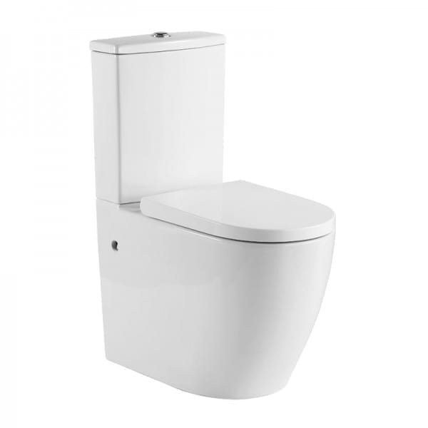 KDK 027 Toilet with Raised Height Pan