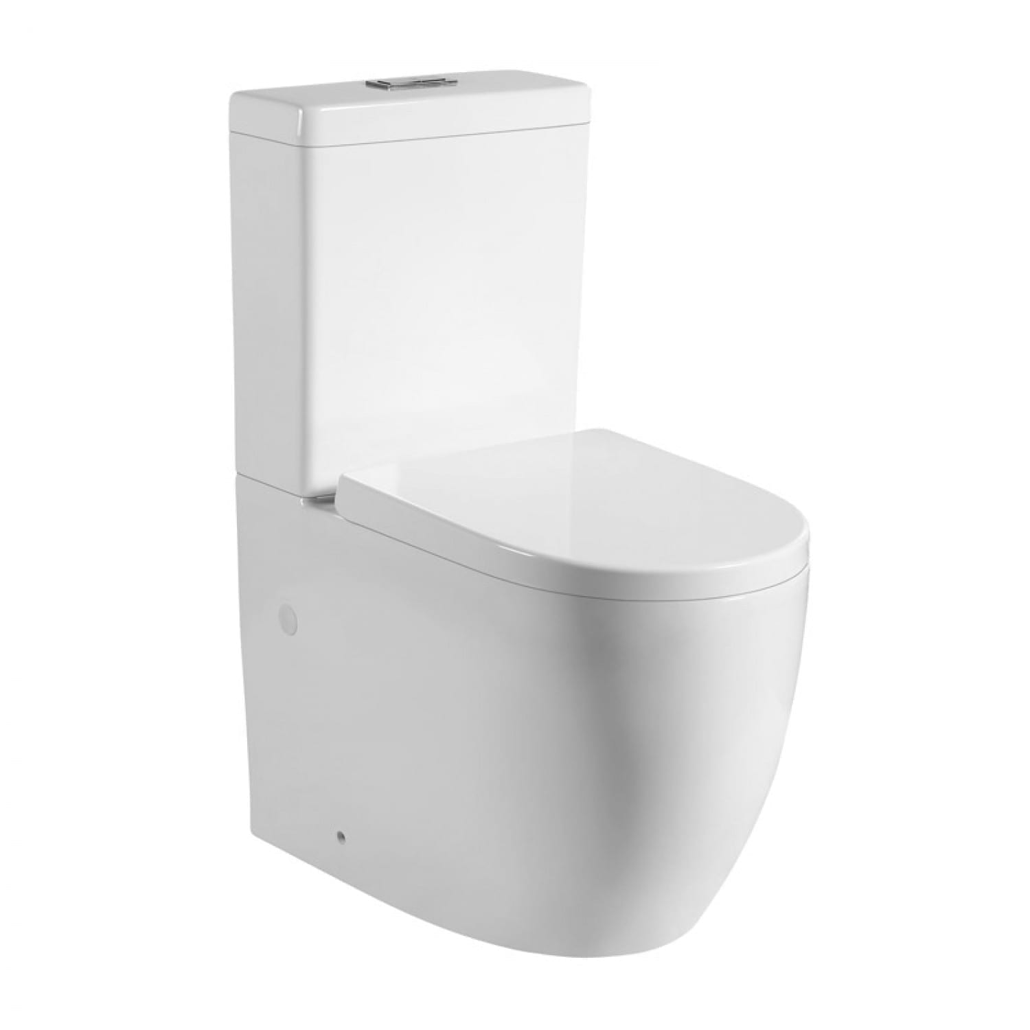 KDK 025 Toilet with Tornado Silent Flush