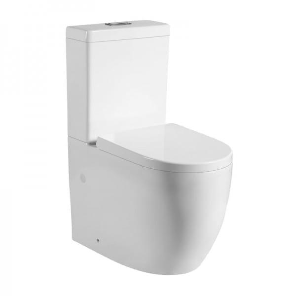KDK 025 Toilet with Tornado Silent Flush