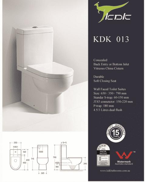 KDK 013 Toilet 2