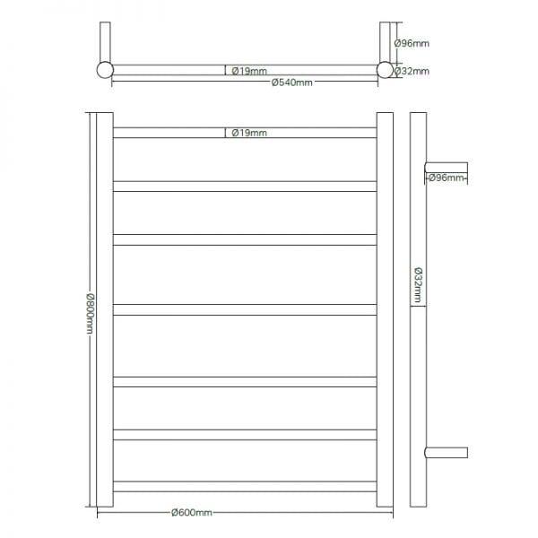 Towel Ladders 1