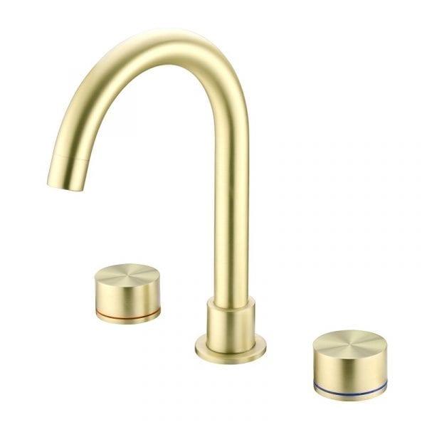 KARA Basin Set Brushed Gold