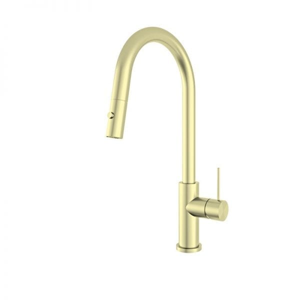 NERO Mecca Pull-Out Kitchen Mixer With Spray 5