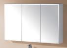 Beveled Edge Mirror Cabinet 4