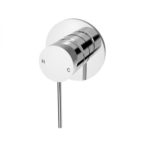 Mecca Shower Mixer - chrome