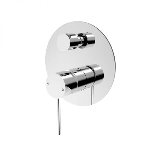 Mecca Shower Mixer with Diverter
