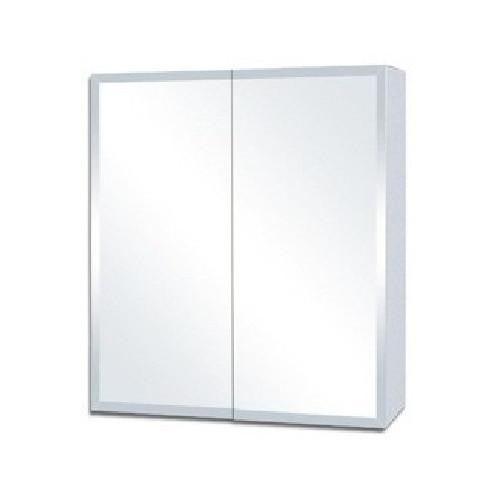 Beveled Edge Mirror Cabinet 1