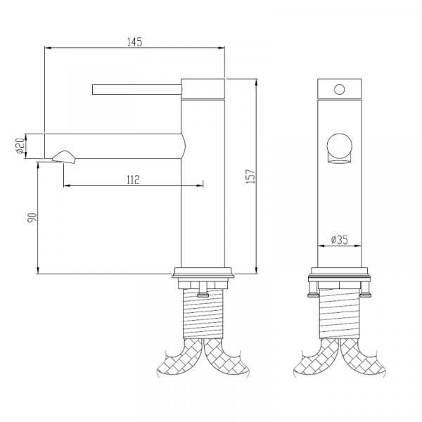Star Basin Mixer 3