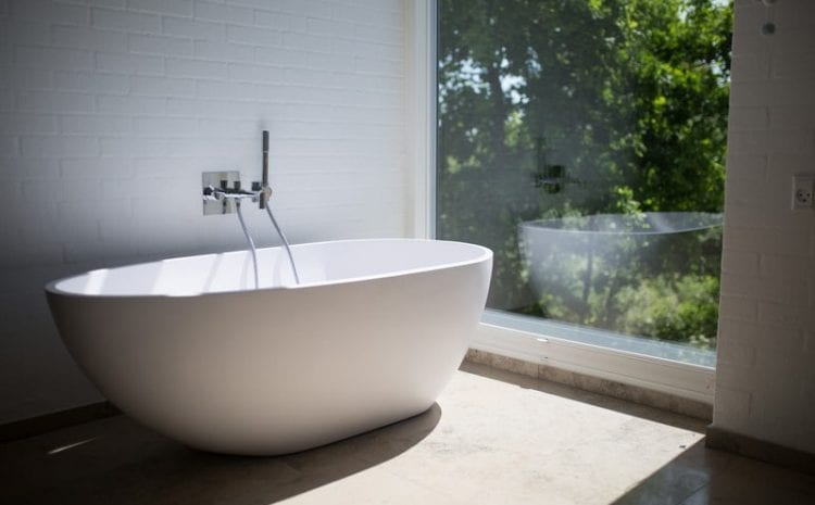 How to Select the Perfect Bath for Your Bathroom Space.