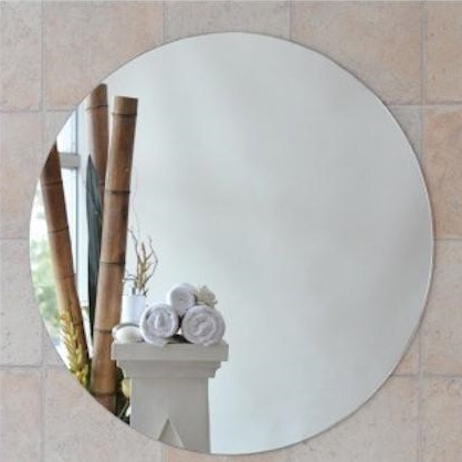 Round Pencil Edge Mirror 1