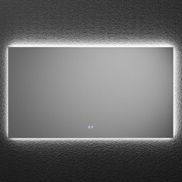 led mirror square 1200mm