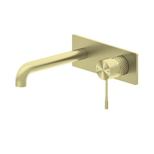 Opal Wall Mixer Set