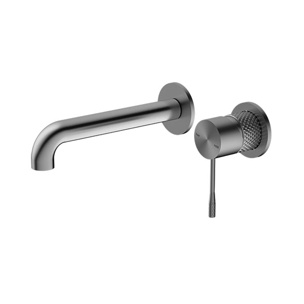Opal Wall Mixer Set with Separate Back Plate